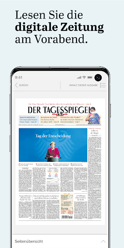 Der Tagesspiegel - alle aktuellen News des Tages For PC Windows (7, 8, 10, 10X) & Mac Computer Image Number- 10