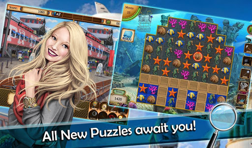 Mystery Society 2: Hidden Objects Games apkslow screenshots 23