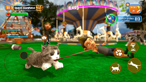 Virtual Puppy Simulator - Pet Dog Family Adventure 2.9 screenshots 12