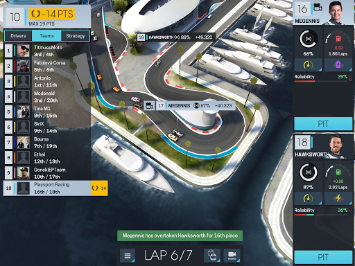Motorsport Manager Online screenshots 20