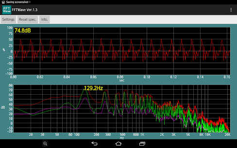 Sound monitor FFTWave  For Pc   How To Download Free (Windows And Mac) 2