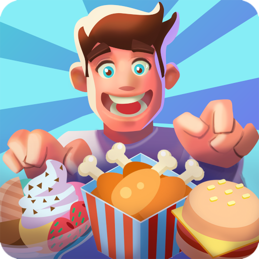 Idle Food Empire Tycoon - Open Your Restaurant