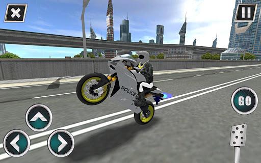 Police Motorbike Traffic Rider 1.8 screenshots 3