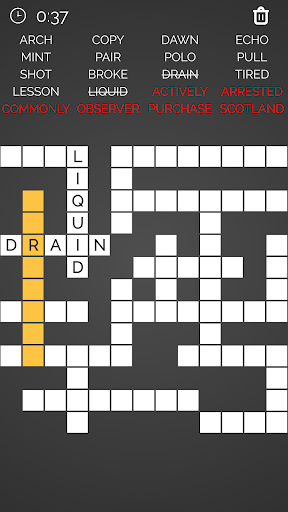 Crossword : Word Fill  screenshots 4