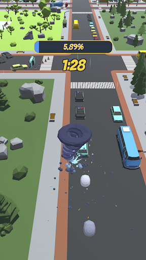 Tornado.io - The Game 3D 2.1.3 screenshots 6