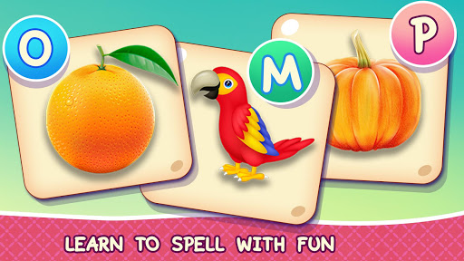 Learn Spelling - English Spelling Master for Kids apktreat screenshots 2