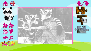 Puzzles zoo