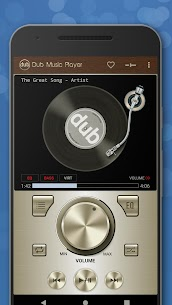 Dub Music Player – Free Audio Player, Equalizer 🎧 3