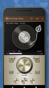Dub Music Player - Free Audio Player, Equalizer ud83cudfa7 5.2 Screenshots 3