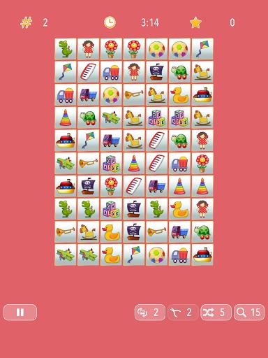 Onnect - Pair Matching Puzzle Apkfinish screenshots 15
