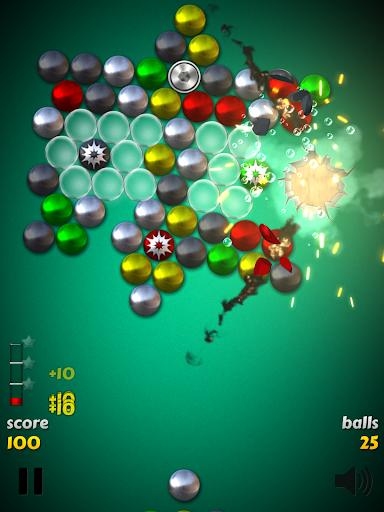 Magnet Balls Free: Match-Three Physics Puzzle screenshots 19