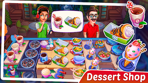 Christmas Fever : Cooking Games Madness modavailable screenshots 6