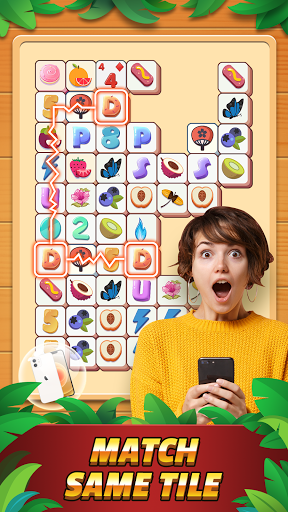 Lucky Tile - Match Tile & Puzzle Game android2mod screenshots 1