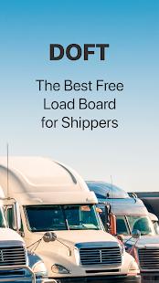 Doft Shipper - Find Freight Carriers & Trucks Free