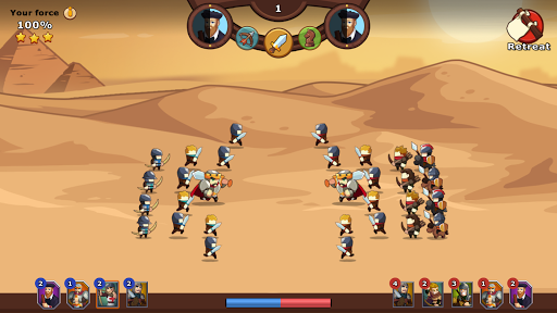 Knights and Glory - Tactical Battle Simulator 1.8.5 screenshots 7