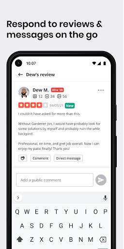 Yelp for Business: Connect with local customers android2mod screenshots 4