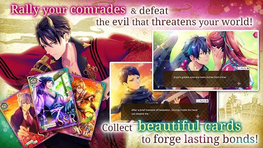 Code Triche Ayakashi: Romance Reborn - Supernatural Otome Game (Astuce) APK MOD screenshots 2