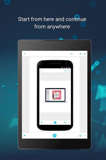 Business Card Maker android2mod screenshots 9