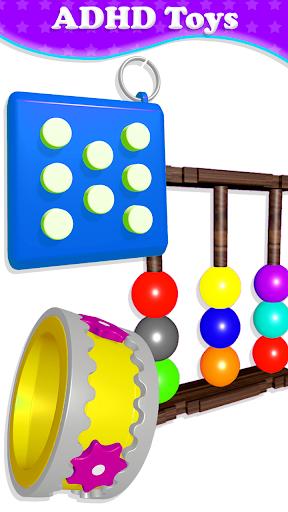 Fidget Toys Pop It Anti stress and Calming Games  screenshots 21