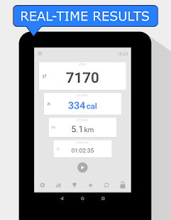 Step Counter - Calorie Counter - Pedometer Free