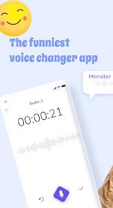 Free voice changer: funny sound effects, voice app (MOD APK, Premium) v1.0 1