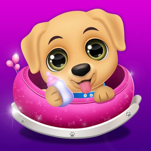 Labrador dog daycare - My Virtual puppy pet salon