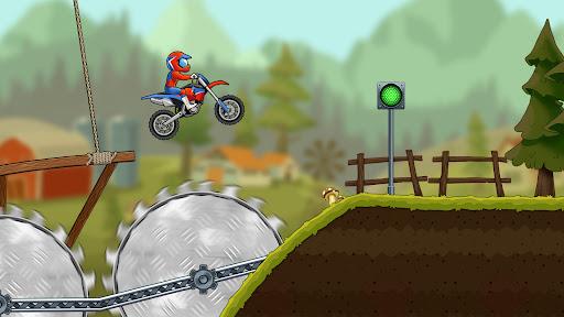 Top Moto Bike: Offroad Racing  screenshots 8