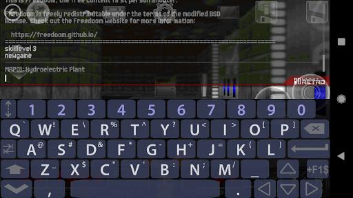 Delta Touch [7 x Doom engine source port]  screenshots 3