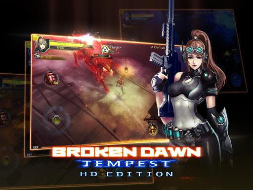 Broken Dawn:Tempest HD apkpoly screenshots 6