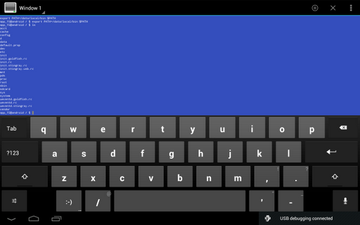 Foto do Terminal Emulator for Android