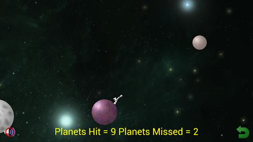 planet runner game screenshot 1
