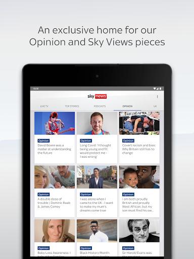 Sky News: Breaking, UK, & World  screenshots 20