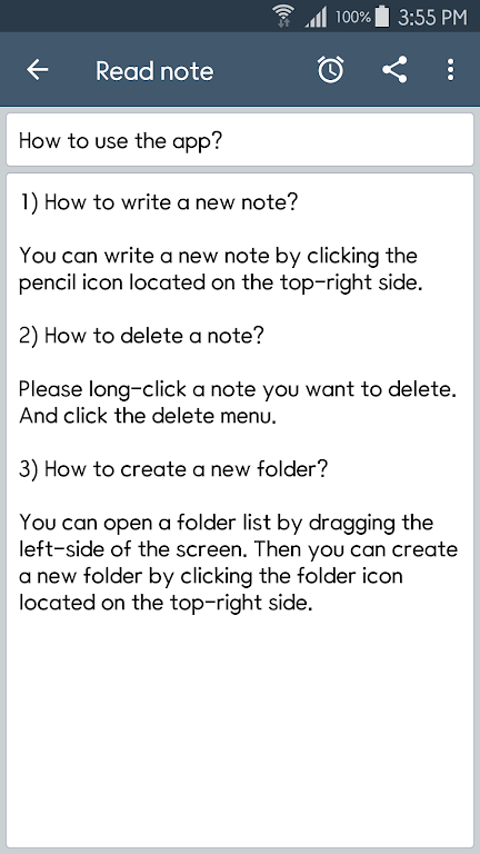ClevNote - Notepad, Checklist  poster 2