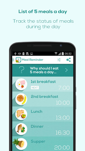 Meal Reminder - Weight Loss Apk 1