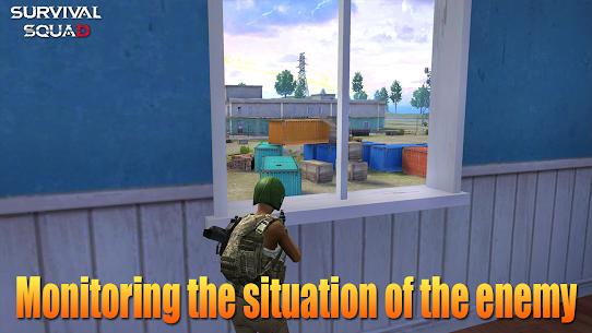 Survival Squad:  Commando Mission Mod Apk 1.0.10 (Unlimited Money) 3