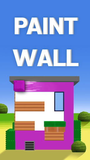 Paint wall   Exciting House Painting Puzzle Game 8.53 screenshots 1