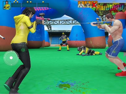 Paintball Shooting Games 3D 8
