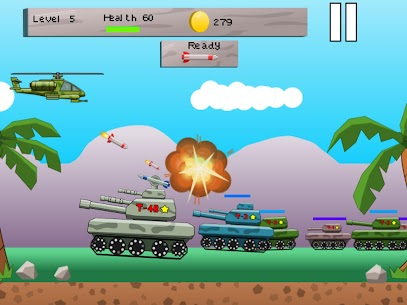 Helicopter Tank Defense Game Hack & Cheats 3