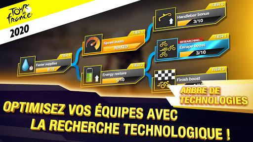Tour de France 2020 - Le Jeu Officiel APK MOD (Astuce) screenshots 6