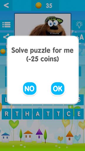 Cartoon Quiz apkpoly screenshots 9