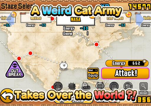 The Battle Cats screenshots 6