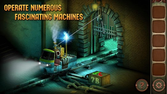 Escape Machine City Mod Apk 1.74 (Free Shopping) 4