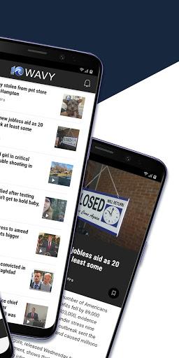 WAVY TV 10 - Norfolk, VA News  screenshots 2