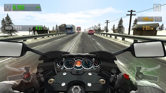 Traffic Rider Mod APK 2021 – Download For Ios/Android [Umlimited Money] 6