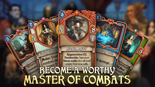 Echo of Combats: Collectible Card Games – CCG 0.9.5
