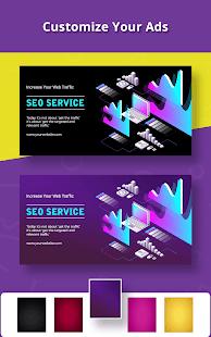 Banner Maker, Thumbnail Maker, Web Banner Ads