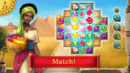 Cradle of Empires Match-3 Game 6.5.5 screenshots 1