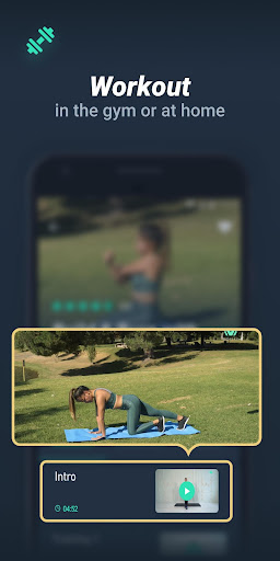 Motify: fitness coach, yoga, home & gym workout apktram screenshots 6