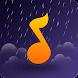 スリープサウンド - 雨の音&リラクゼーション音楽 - Androidアプリ