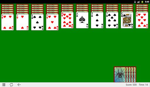 Classic Spider 1.5.1 screenshots 3